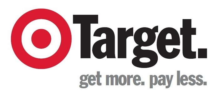 "Target simplifying its slogan to ""get more. pay less ...